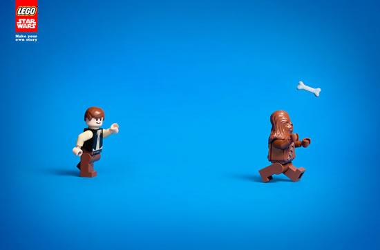 80 publicités Lego  77