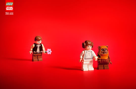 80 publicités Lego  76