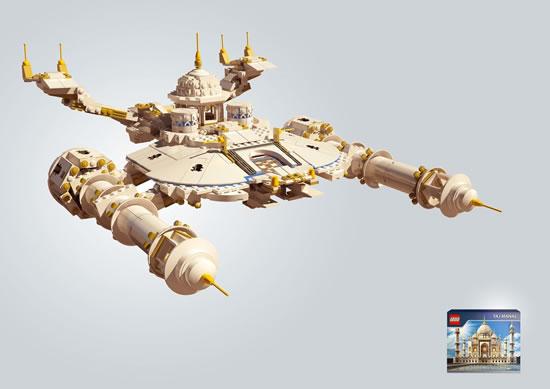 80 publicités Lego  25