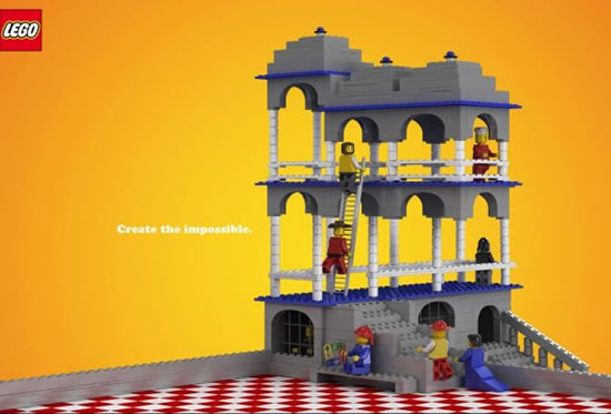 80 publicités Lego  11