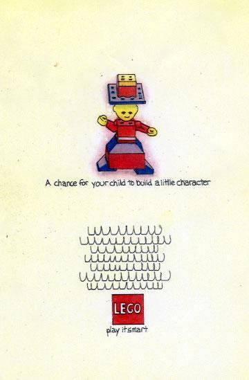 80 publicités Lego  8