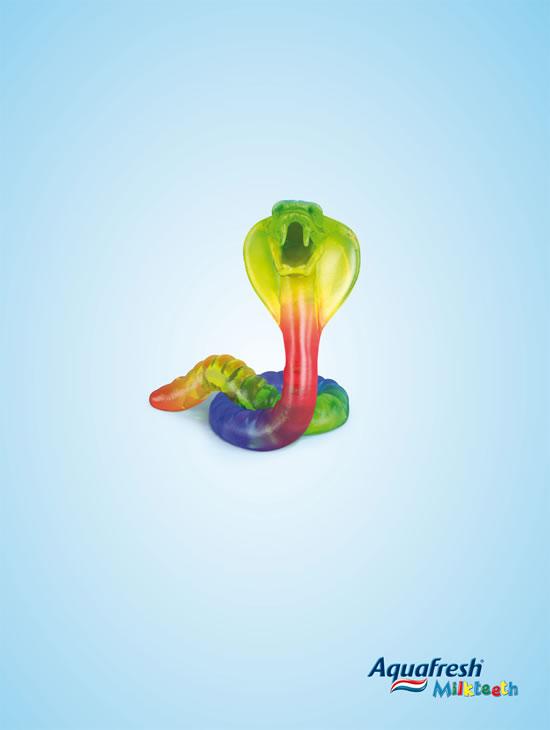 90+ publicités créatives et designs de Janvier février 2011 81