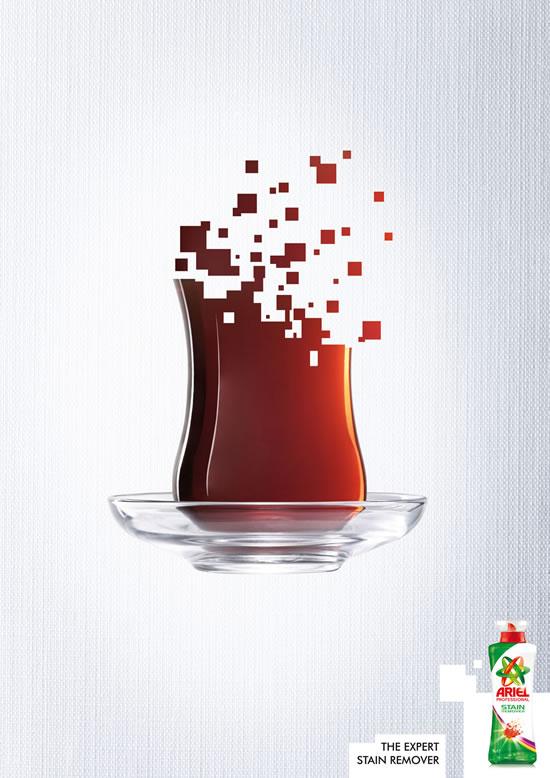 90+ publicités créatives et designs de Janvier février 2011 78