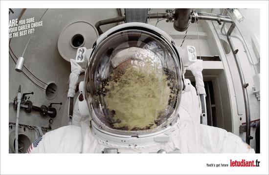 90+ publicités créatives et designs de Janvier février 2011 76