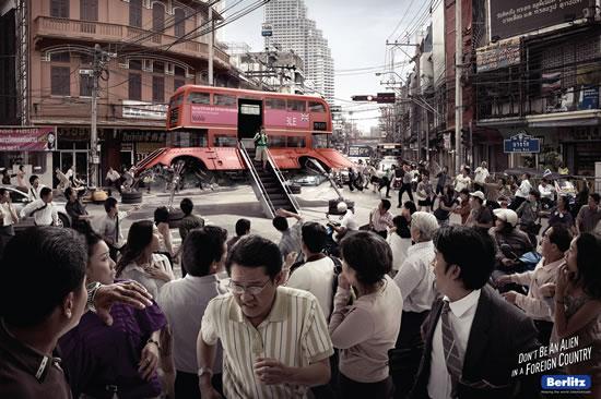 90+ publicités créatives et designs de Janvier février 2011 73