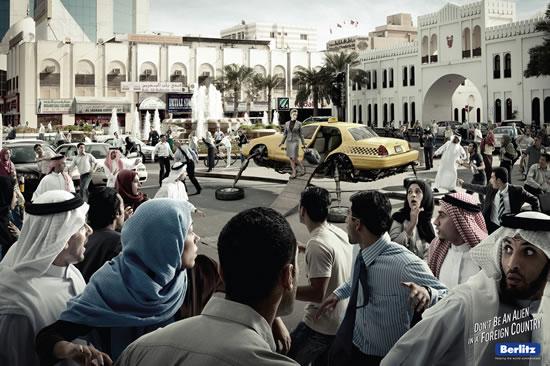 90+ publicités créatives et designs de Janvier février 2011 72