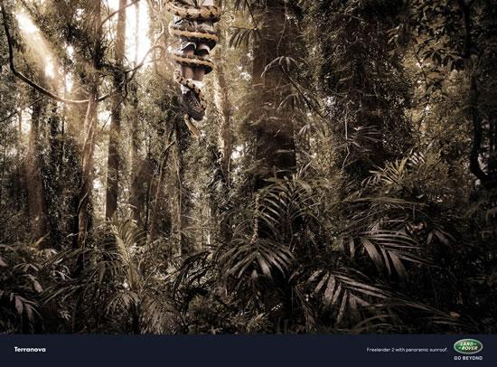 90+ publicités créatives et designs de Janvier février 2011 67