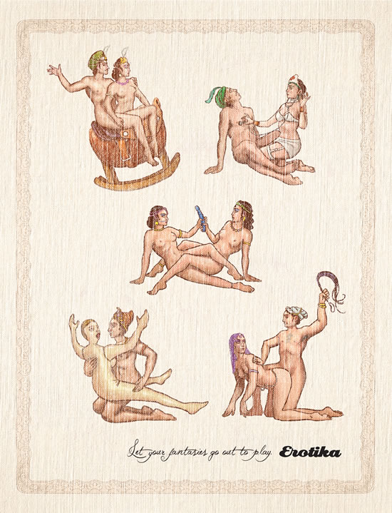 90+ publicités créatives et designs de Janvier février 2011 60