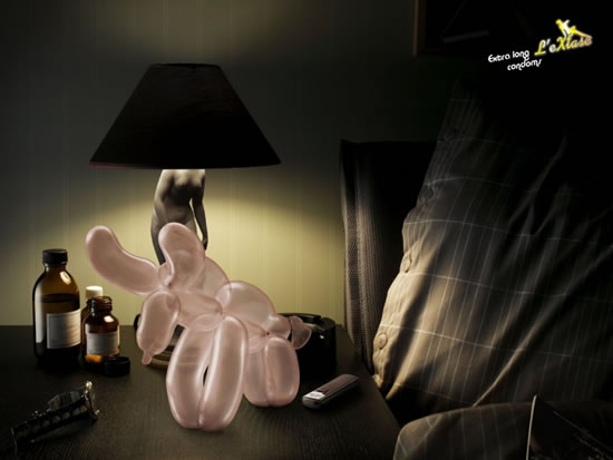 90+ publicités créatives et designs de Janvier février 2011 58