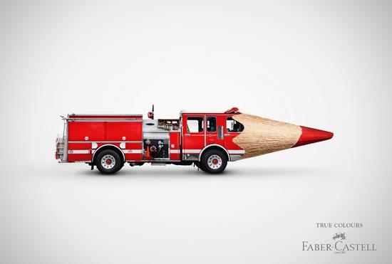 90+ publicités créatives et designs de Janvier février 2011 53
