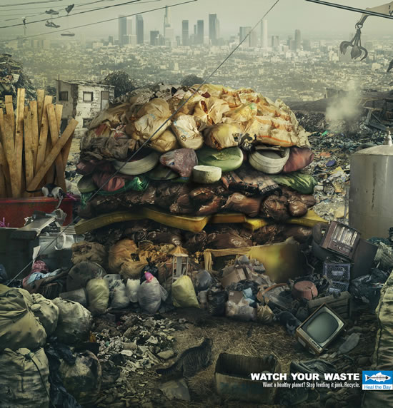 90+ publicités créatives et designs de Janvier février 2011 40