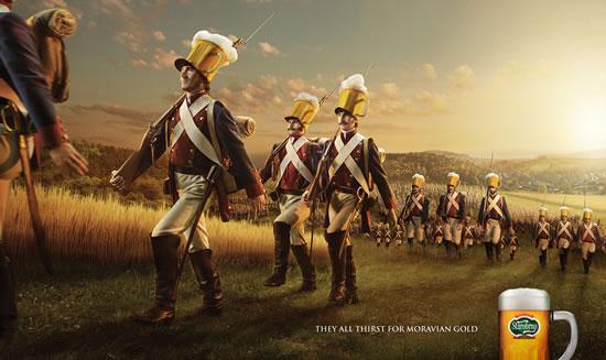 90+ publicités créatives et designs de Janvier février 2011 39