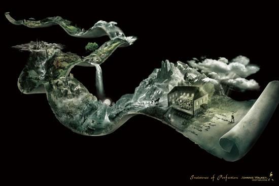 90+ publicités créatives et designs de Janvier février 2011 34