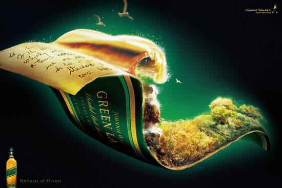 90+ publicités créatives et designs de Janvier février 2011 33