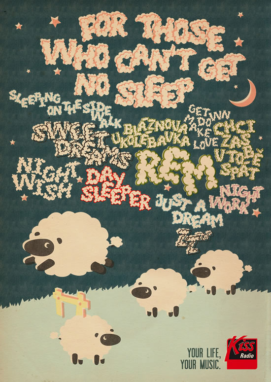 90+ publicités créatives et designs de Janvier février 2011 31