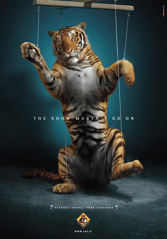 90+ publicités créatives et designs de Janvier février 2011 29