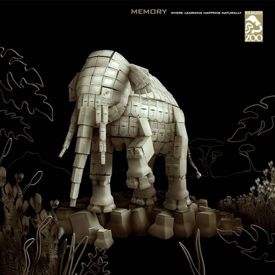 90+ publicités créatives et designs de Janvier février 2011 27