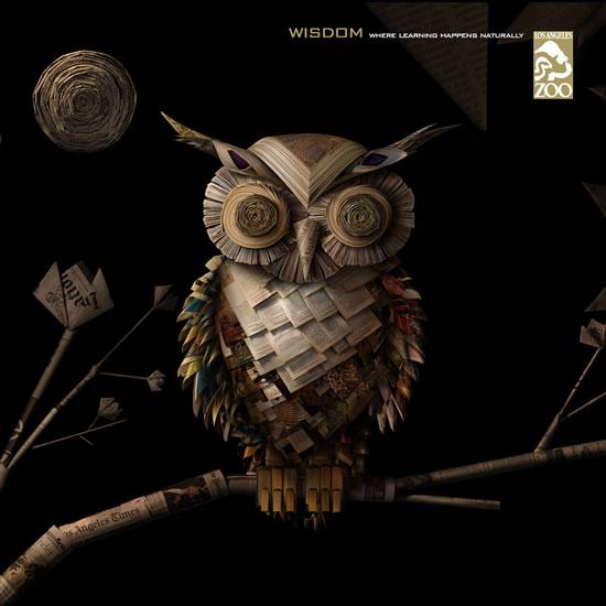 90+ publicités créatives et designs de Janvier février 2011 26