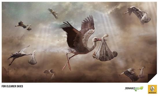 90+ publicités créatives et designs de Janvier février 2011 19