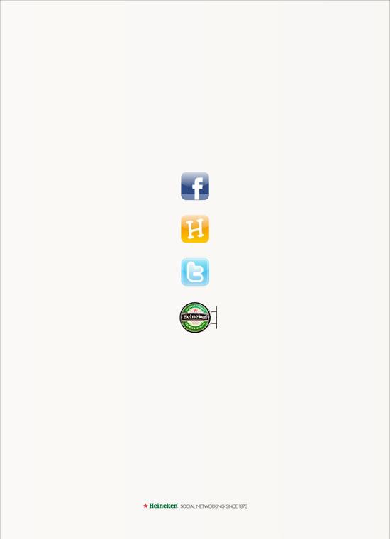 90+ publicités créatives et designs de Janvier février 2011 14