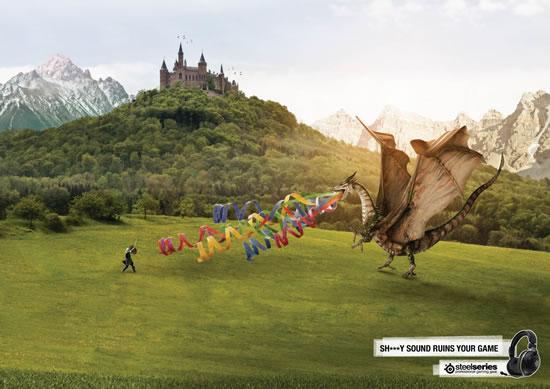 90+ publicités créatives et designs de Janvier février 2011 13