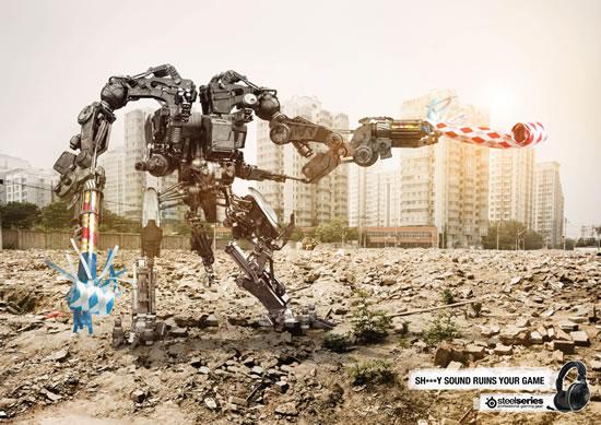 90+ publicités créatives et designs de Janvier février 2011 12