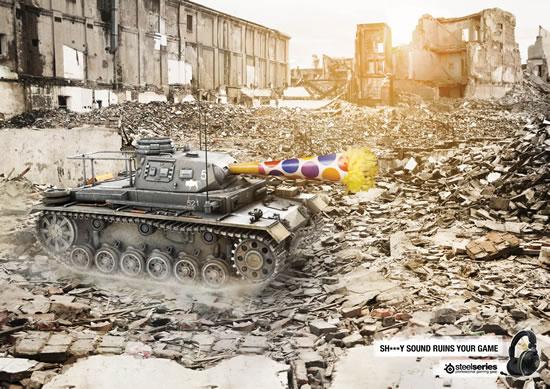 90+ publicités créatives et designs de Janvier février 2011 11