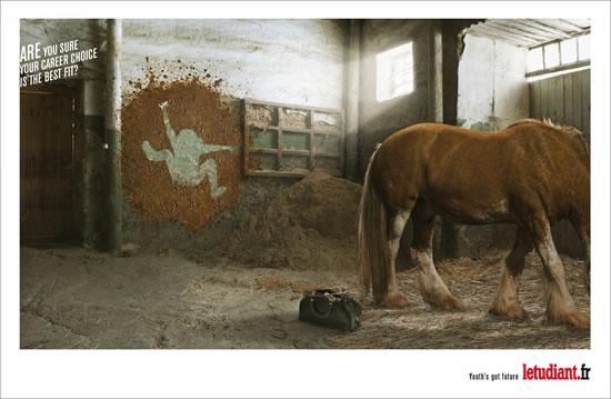 90+ publicités créatives et designs de Janvier février 2011 6