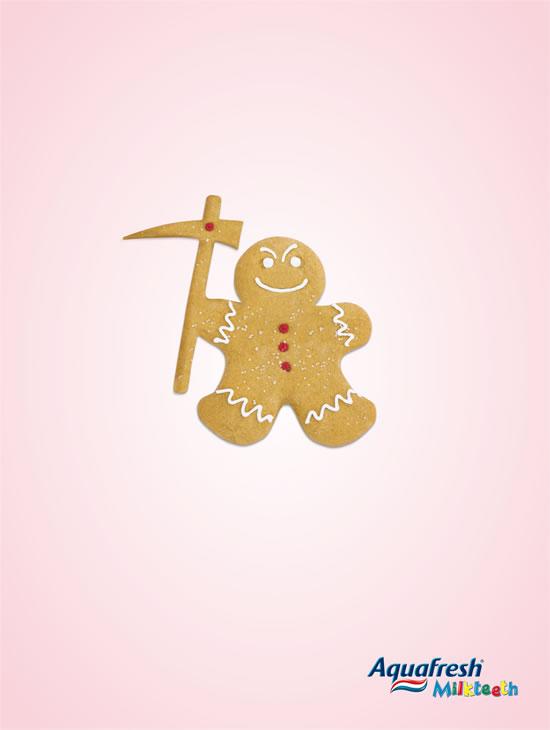 90+ publicités créatives et designs de Janvier février 2011 82