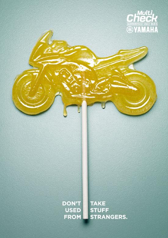 90+ publicités créatives et designs de Janvier février 2011 2
