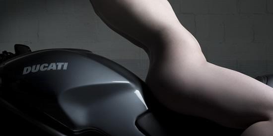 Collection Sexy de photos d'Art Ducati Desmo 5