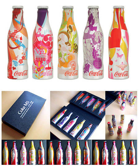 32 Design de bouteilles de coca cola 18