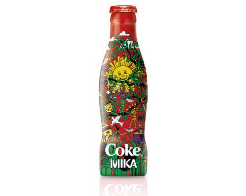 32 Design de bouteilles de coca cola 2