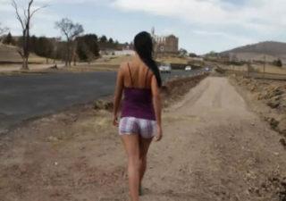 Stop-motion : la traversée du Mexique avec une jolie Brune 1