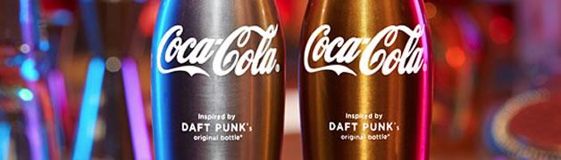 coca bouteille design