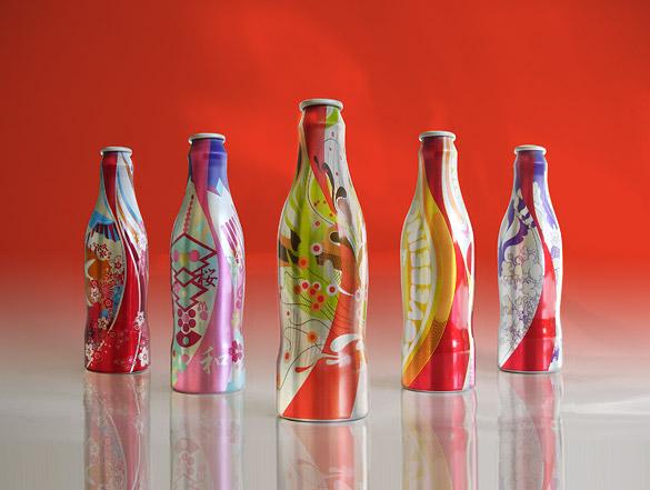32 Design de bouteilles de coca cola 21