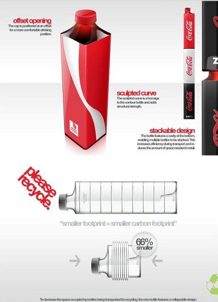 32 Design de bouteilles de coca cola 34