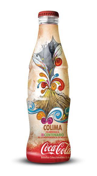32 Design de bouteilles de coca cola 30