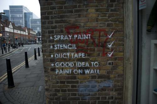37 Street Art Fun et créatifs 35