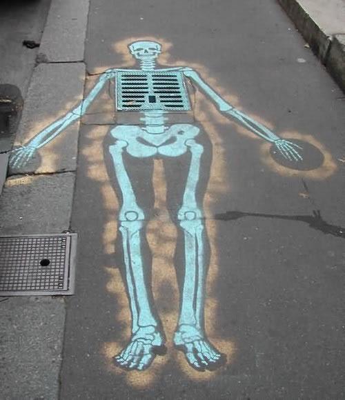 37 Street Art Fun et créatifs 25