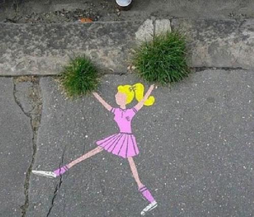 37 Street Art Fun et créatifs 23