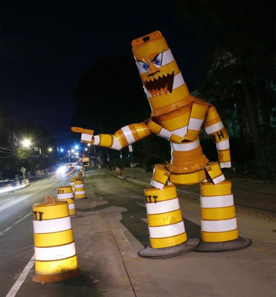37 Street Art Fun et créatifs 17
