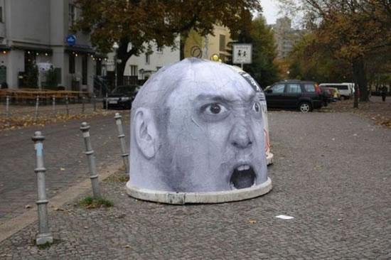 37 Street Art Fun et créatifs 13