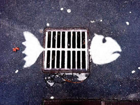 37 Street Art Fun et créatifs 9