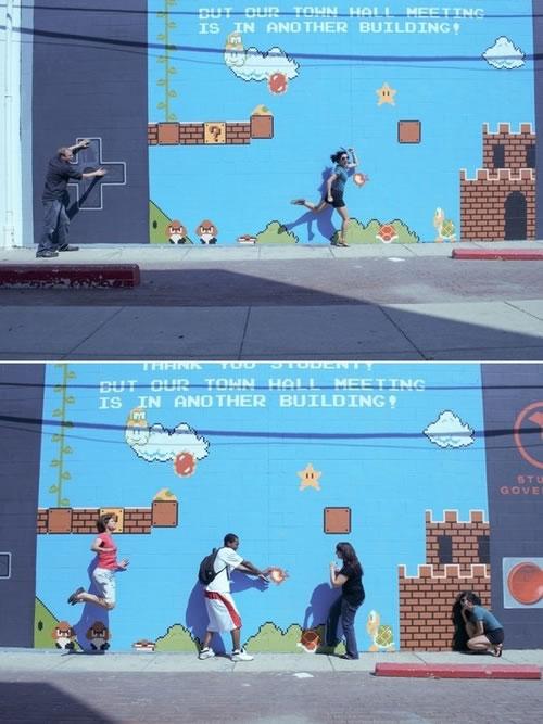 37 Street Art Fun et créatifs 7