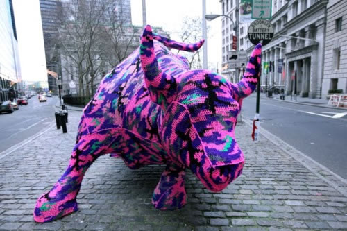 37 Street Art Fun et créatifs 4