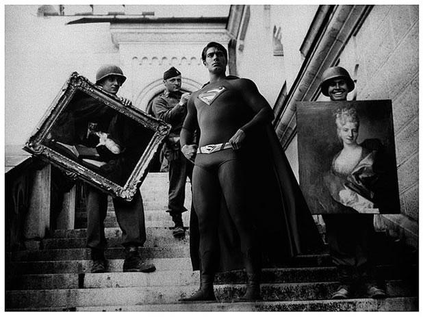 Les super-héros font partie de l'histoire 6