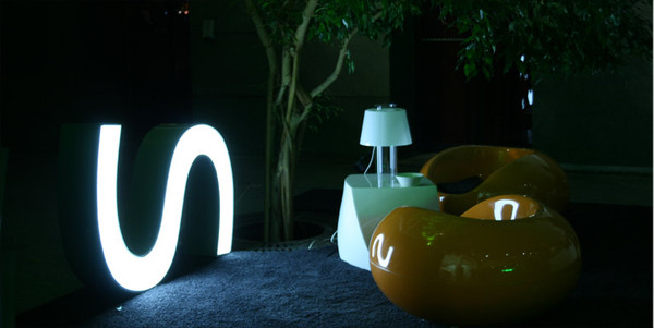 Character - Les typographies Leds recyclées 7