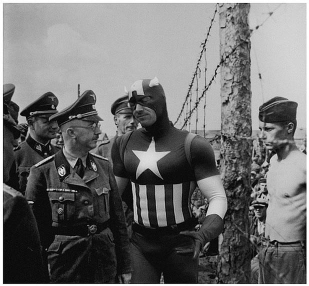 Les super-héros font partie de l'histoire 12