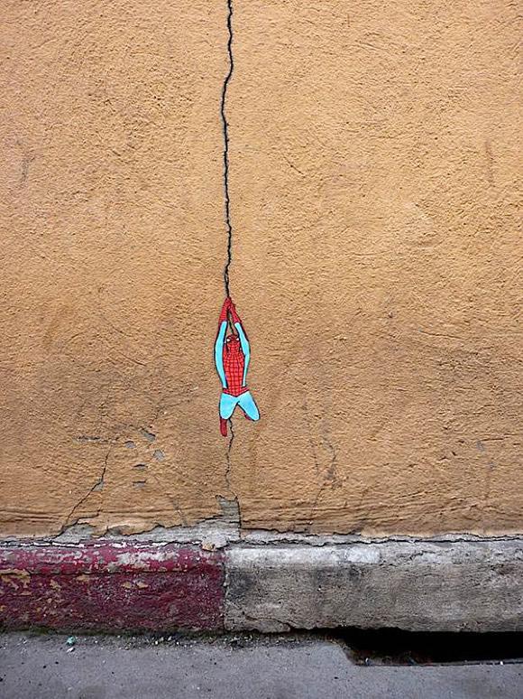 36 Street Art Fun et créatifs - vol2 34